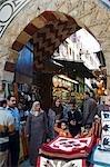The great bazaar of Khan el Khalili,Cairo,Egypt
