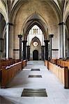 Temple church,as featured in the Da Vinci Code. London.