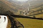 Angleterre, Cumbria, Lake District. Parcourir Buttermere dans le Lake District.