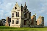 England,Shropshire,Moreton Corbet. Moreton Corbet Castle.