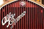 Alfa Romeo classic car