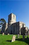 Angleterre, Somerset, South Perrott. Église de St Mary, la tour centrale a quatre arcs identiques depuis le début du XIIIe siècle, avec le transept nord et la nef un peu plus tard. Perrott sud est situé dans le coin nord ouest du Dorset, près de la frontière de Somerset