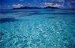 Seychelles,Outer Islands,Aldabra Atoll. Beach Scene.