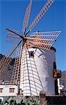 Windmill at Molino de Viento near Mogan