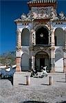 Church of the Virgin del Socorro.