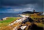 Co Donegal, Malin Head, Couronne de Banba, Inishowen