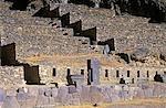 Terraces of Ollantaytambo.