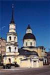 Russland, St. Petersburg. Kirche St. Simeon und St. Anna am Belinskovo St.