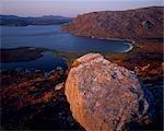 Loch Crabhadail de Huisebal Beag.