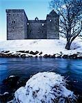 Hermitage Castle.