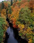 River Garry near Killiecrankie.