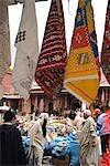 Morocco,Marrakech,Marche des Epices or Spice Market