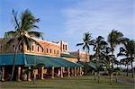 Pemba Beach Hotel near Pemba in northen Mozambique.