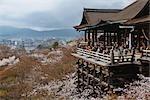 Kiyomizu Temple, Kyoto, Kyoto Prefecture, Kansai Region, Honshu, Japan