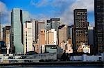 Gratte-ciels de Manhattan
