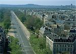 France, Paris, avenue