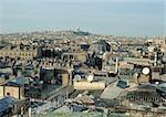France, Paris, rooftops
