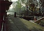 France, Paris, Canal St Martin