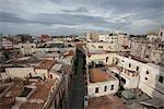 Vue d'ensemble de la vieille Havane, Cuba