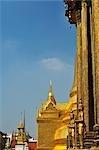 Upper Terrace, Grand Palace, Bangkok, Thailand