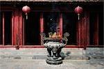 Ngoc Son Temple, Hoan Kiem Lake, Old Quarter, Hanoi, Vietnam