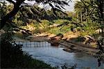 Nam Khan River, Luang Prabang, Louangphabang Province, Laos