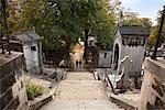 Friedhof Pere Lachaise, Paris, France, Frankreich