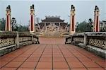 Temple, la vieille ville de Hoi An, Viêt Nam