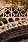 Eiffelturm Detail, Paris, France, Frankreich