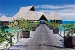 Bora Bora Nui Resort, Motu Toopua, Bora Bora, Tahiti, French Polynesia