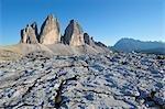Tre Cime di Lavaredo, Dolomites, South Tyrol, Italy