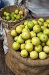 Oranges at Market, India
