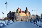 Chateau Laurier Hotel, Ottawa, Ontario, Canada