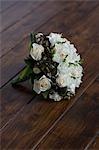 Nature morte de Bouquet de mariée