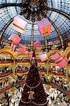 Galeries Lafayette, 9. Arrondissement, Paris, France, Frankreich
