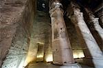Temple, Abydos, Egypt