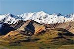Alaska Range, Denali National Park and Preserve, Alaska, USA