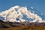 Mount McKinley, Denali National Park and Preserve, Alaska, USA