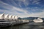 Vancouver Convention Centre, British Columbia, Canada