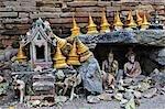 Wat Phra That Lampang Luang, Ko Kha, Lampang Province, Thailand