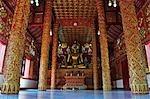 Wat Phra That Lampang Luang, Ko Kha, Lampang, Thaïlande
