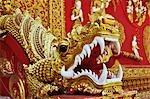 Wat Phra, die Lampang Luang, Ko Kha, Provinz Lampang, Thailand