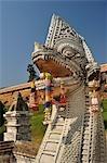 Statue, Wat Phra That Lampang Luang, Lampang, Thailand