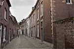Street, Maastricht, Limburg Province, Netherlands