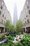 Rockefeller Center, Manhattan, New York City, New York, États-Unis d'Amérique, l'Amérique du Nord