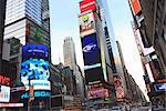 Times Square, Midtown, Manhattan, New York City, New York, United States of America, North America
