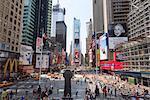 Midtown, Times Square, Manhattan, New York City, New York, États-Unis d'Amérique, Amérique du Nord