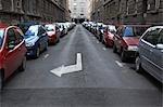 Street Scene, Zagreb, Croatia