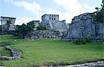 Maya-Ruinen, Tulum, Mexiko