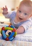 Pour jouet de bébé